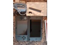 'New' Nintendo 3DS XL with Zelda and spare stylus'