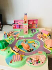 Polly Pocket dreamworld