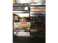VHS video x 24 great films