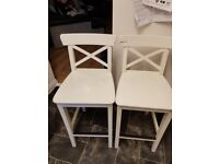 Ikea breakfast bar chairs