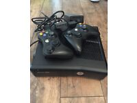Xbox 360 and many games