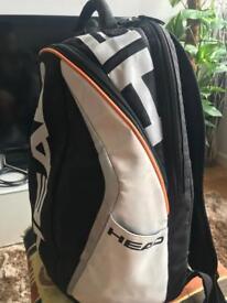 HEAD tennis backpack bag