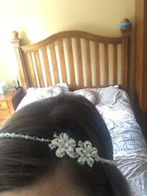 Larissa Wedding Headband