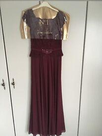 Jenny Packham no1 dress
