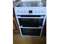 REDUCED !! Freestanding Electric Cooker, with ceramic Hob, Fan oven, conventional oven and Grill