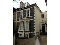 Spacious Redland/Cotham apartment with 1 bedroom & 1 guest room/study