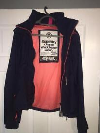 Unisex Superdry Original Windcheater Jacket XSmall