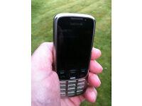 NOKIA 6303c MOBILE PHONE - UNLOCKED