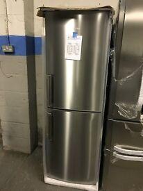 AEG S53520CTX2 Freestanding Fridge Freezer With Antifingerprint Stainless Steel Doors