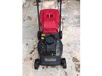 Mountfield Petrol Lawnmower Self Propelled