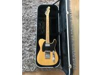 Fender Japan TL52-SPL Telecaster VNT electric guitar