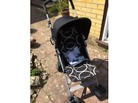 OBABY Atlas stroller - Excellent Condition - Including cover