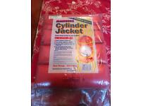 Hot water cylinder jacket