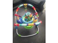 Baby chair/play gym/ jumparooo