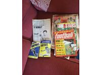 Job lot football books