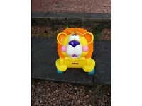 Fisher price ride-on lion