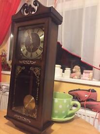 Beautiful President wall clock with key Working