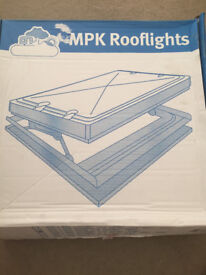 Caravan or Motorhome Rooflight dome 400x400 WHITE BRAND NEW