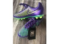 mens older boys nike magista football boots size 7