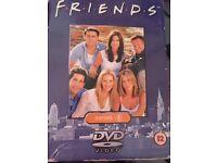 Series 8 friends dvd