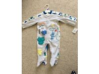 BNWT baby boy baby grows from 3-6 months