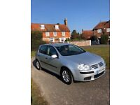 Volkswagen Golf TDI SE 1.9 1 owner from new ! Cam belt changed just serviced!!