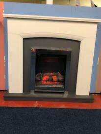 Ex Display Electric Fireplace