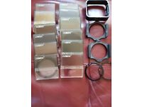 Cokin photographic filters 12 in total plus 2 filter holders