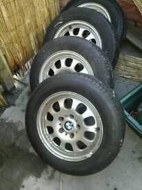 Bmw wheels read cheap