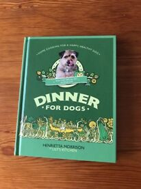 Lily's Kitchen Dinner for Dogs by Henrietta Morrison