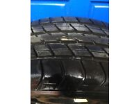 Dunlop 205/55r16 Wheel and tyre like new very good condition Only £25