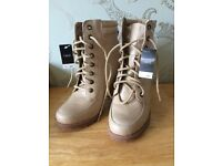 Next boots, size 5, as new still with price tags on. Never worn excellent condition. Cost £65 new.