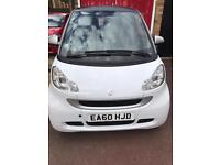 Smart fortwo 800cc dci low mileage