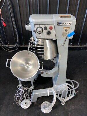 Hobart 30 Qt Mixer Quart 30qt Dough Bowl Guard Mixer Pizza Bakery Bread 20 60 80