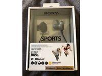 Sony Sport Earphones