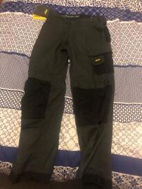 Brand new snickers Work pants