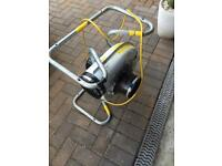 Nederman extraction fan n16 with support bracket