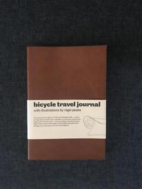 Bicycle travel journal rrp £12.95