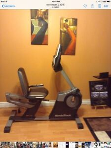 Exercise bike nordictrack