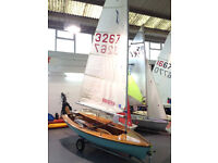 Solo Sailing Dinghy