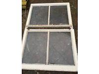 Victorian sash window,