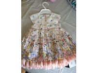 Marks and spencer baby Girls dress 3-6 Months