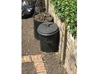 FREE: 2 large bins of STONY SOIL. Ideal for under paving stones or creating levels