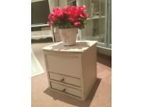 Gorgeous Shabby chic French Storage Cupboard Chest Box with Drawers
