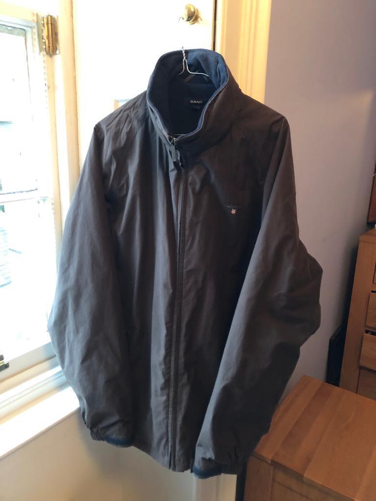 9d122e9f2 Men's Large GANT Jacket with fleece interior. | in Trinity, Edinburgh |  Gumtree