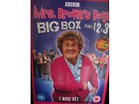 Mrs Brown's Boys box set