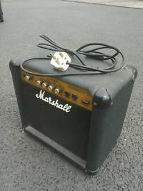 Marshall Amplifier 10 Watts