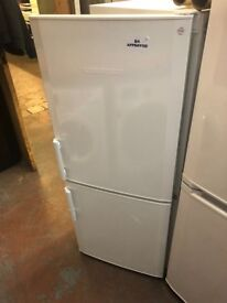 WHITE LIEBHERR FRIDGE FREEZER