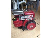 Briggs and Statton engine / generator with 240v output