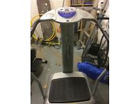 Crazy Fit Vibration Plate £35